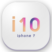Launcher for IOS 10 & iPhone 7 icon