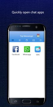 Top Messager-Free Chat poster