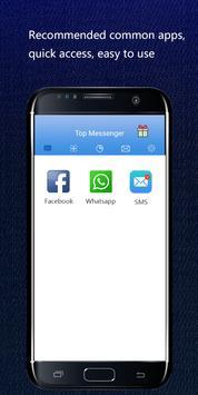 Top Messager-Free Chat screenshot 1