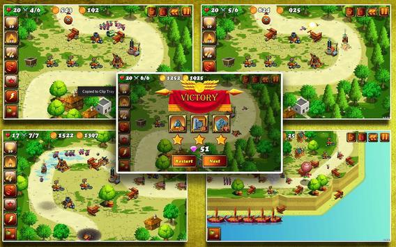 Call Of Battle:Greece Defence screenshot 4