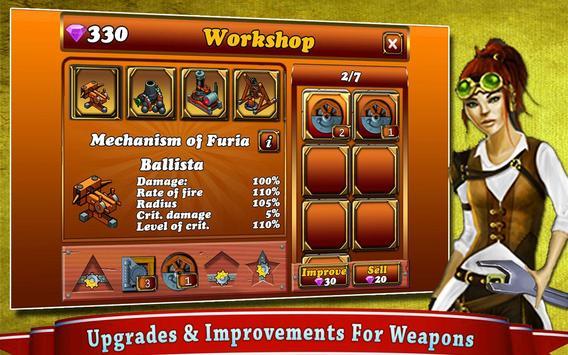 Call Of Battle:Greece Defence screenshot 5