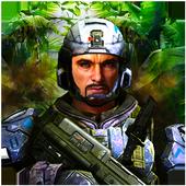 Jungle 3D Book:Shooting Sniper icon