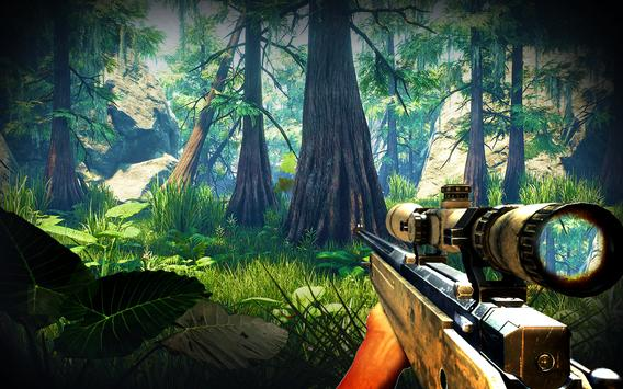 Jungle 3D Book:Shooting Sniper apk screenshot