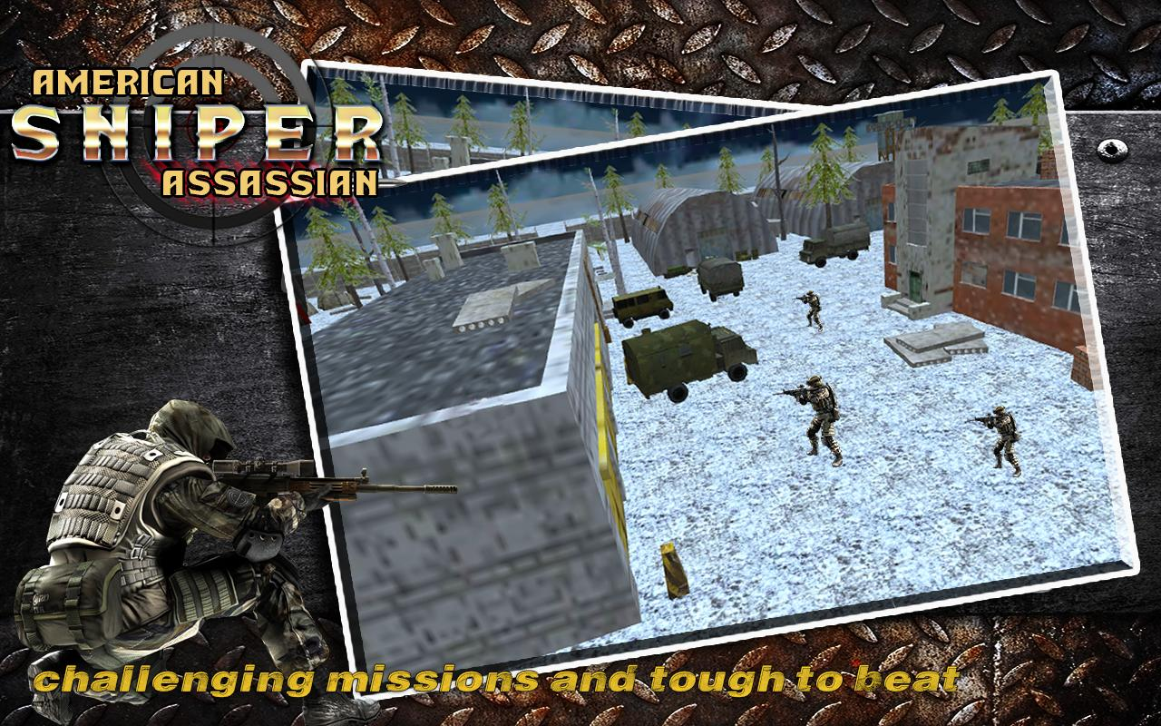 American Sniper Assassin 3d For Android Apk Download