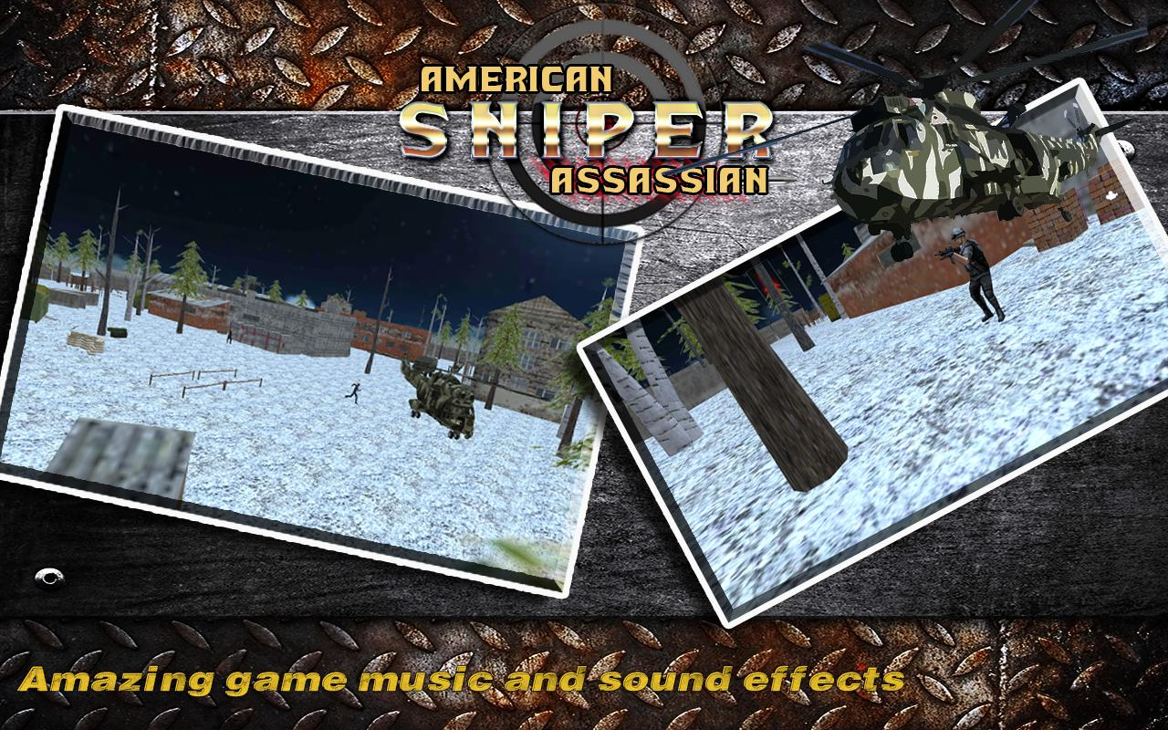American Sniper 3D Assassin for Android - APK Download