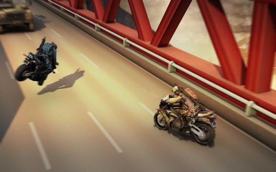 US ARMY: MOTO RACER apk screenshot