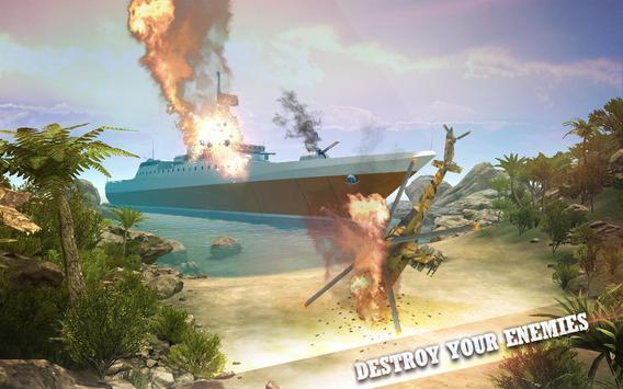 NAVY GUNNER BATTLESHIP apk screenshot