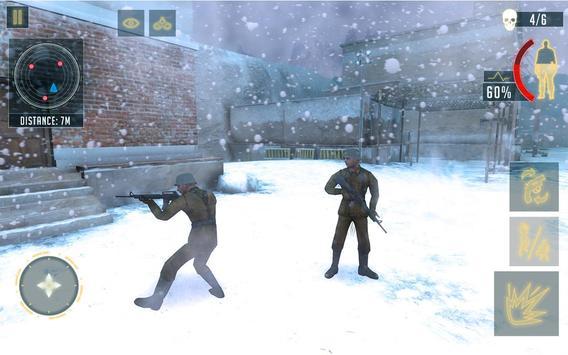 Frontline Critical World War Counter Fire Squad screenshot 11