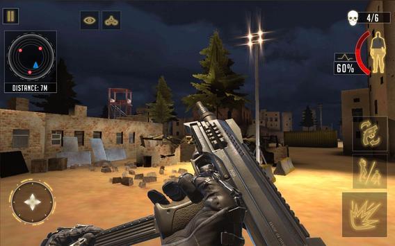 Frontline Gunner Counter Shoot Strike screenshot 2