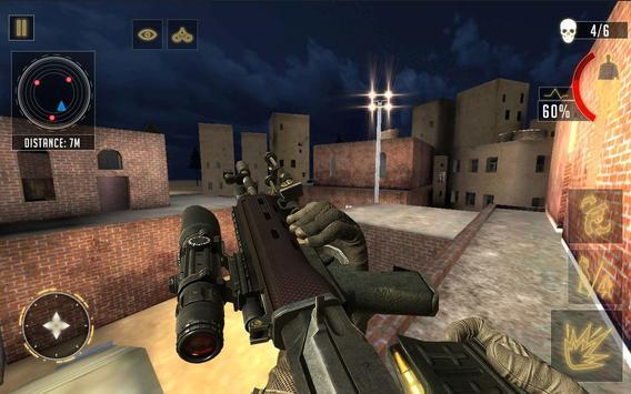 Frontline Gunner Counter Shoot Strike screenshot 3