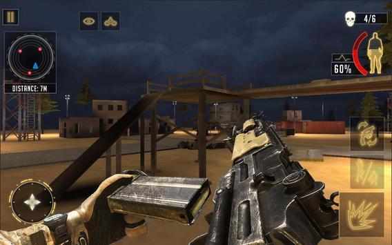 Frontline Gunner Counter Shoot Strike screenshot 4