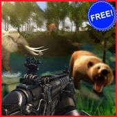 Jungle Deer Hunt 2016 icon