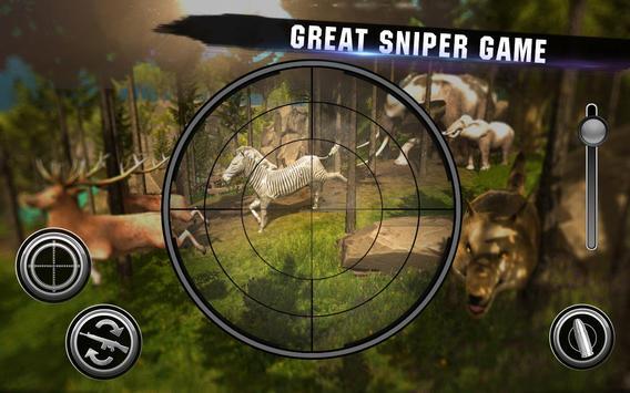 Jungle Deer Hunt 2016 screenshot 4