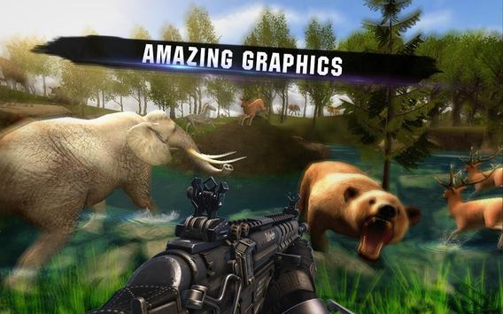 Jungle Deer Hunt 2016 screenshot 13