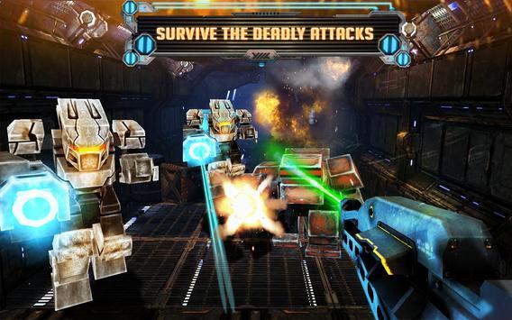ROBOTS ARMY WAR apk screenshot