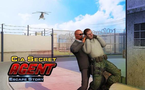 CIA Secret Agent Escape Story screenshot 4