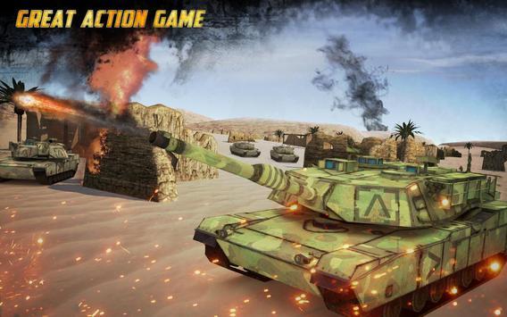 Tank War Battle 2016 poster