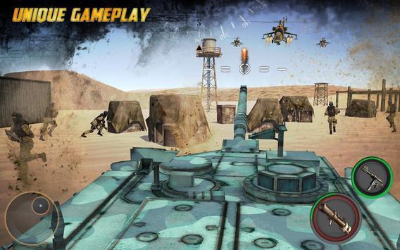 Tank War Battle 2016 apk screenshot
