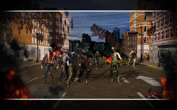 Zombie Sniper Assault War apk screenshot