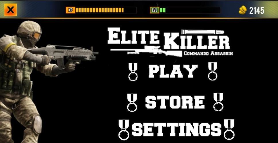 Elite Killer – Assassin FPS 3D for Android - APK Download