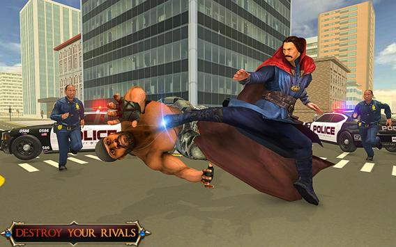 Superhero Magician : Strange Fighting Arena screenshot 5