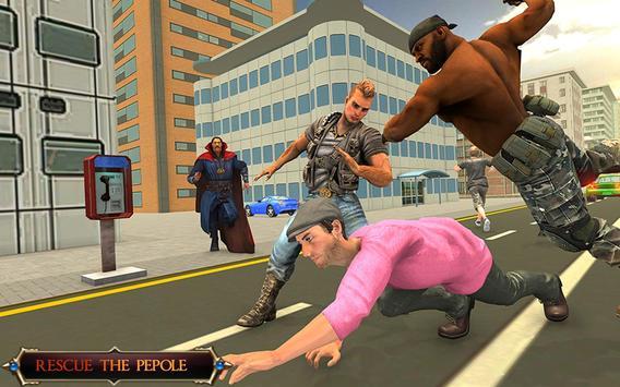 Superhero Magician : Strange Fighting Arena screenshot 7