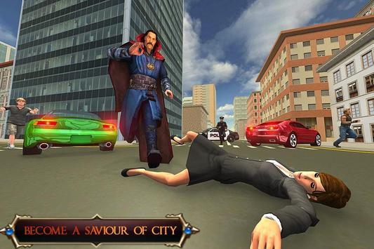 Superhero Magician : Strange Fighting Arena screenshot 8