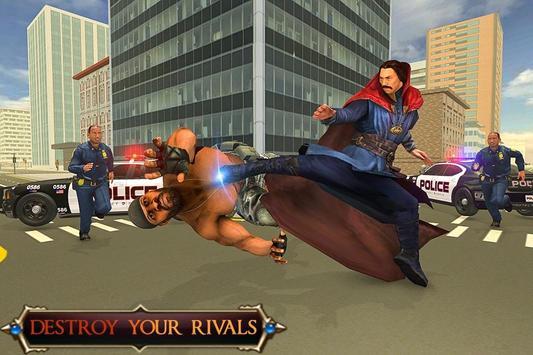 Superhero Magician : Strange Fighting Arena screenshot 9