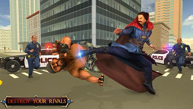 Superhero Magician : Strange Fighting Arena screenshot 13