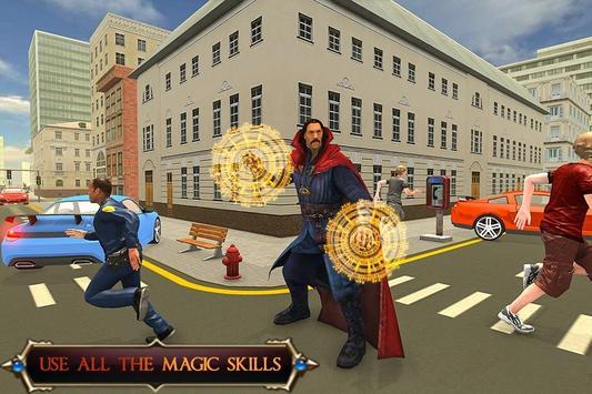 Superhero Magician : Strange Fighting Arena screenshot 10