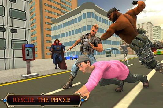 Superhero Magician : Strange Fighting Arena screenshot 11