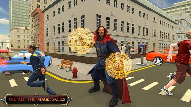Superhero Magician : Strange Fighting Arena screenshot 14