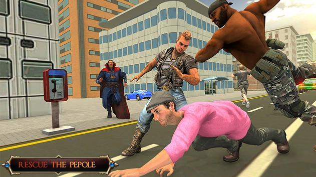 Superhero Magician : Strange Fighting Arena screenshot 15
