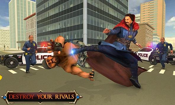 Superhero Magician : Strange Fighting Arena screenshot 1