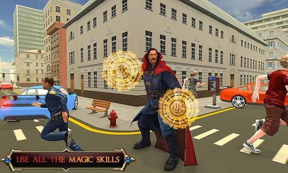 Superhero Magician : Strange Fighting Arena screenshot 2