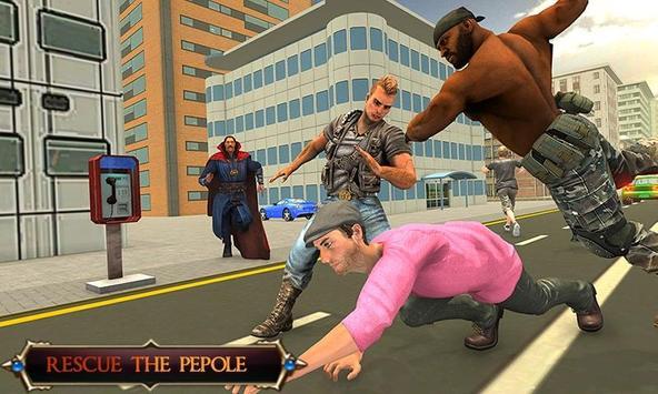 Superhero Magician : Strange Fighting Arena screenshot 3
