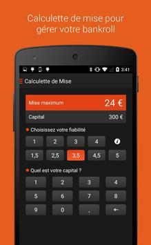 Paris Sportif - Pronostics apk screenshot