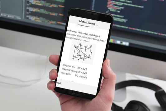 Rumus Matematika SMA Terbaru 2018 Lengkap screenshot 1
