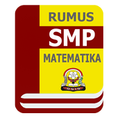 Rumus Matematika SMP Lengkap 2018 Offline icon