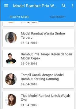 Model Rambut Pria dan Wanita screenshot 3