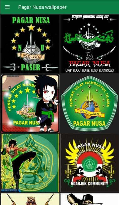 Pagar Nusa Dp Galery wallpaper poster