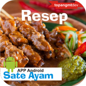Resep Sate Ayam icon