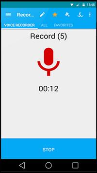 RMC Android Cell Call Recorder screenshot 3