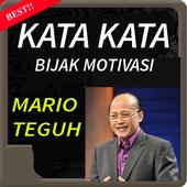 Kata Motivasi Mario Teguh icon