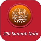 200 Sunnah Nabi icon