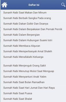 200 Sunnah Nabi apk screenshot