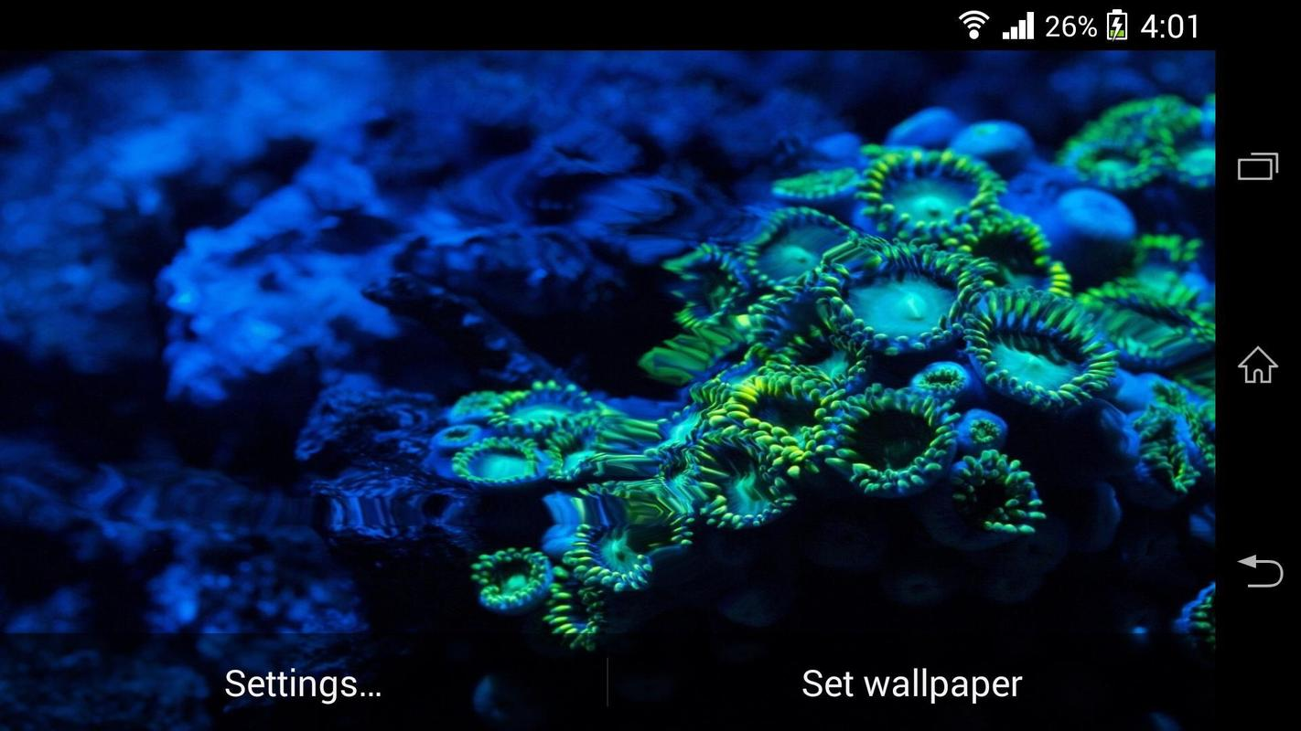 Galaxy S5 HD Live Wallpaper For Android
