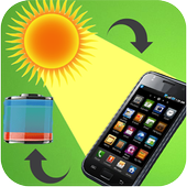 Mobile Solar Charger Prank icon