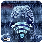 Hack WiFi Pass No Root Prank icon
