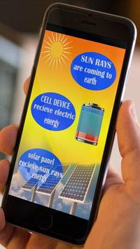 Sun Mobile Charger Simulator poster
